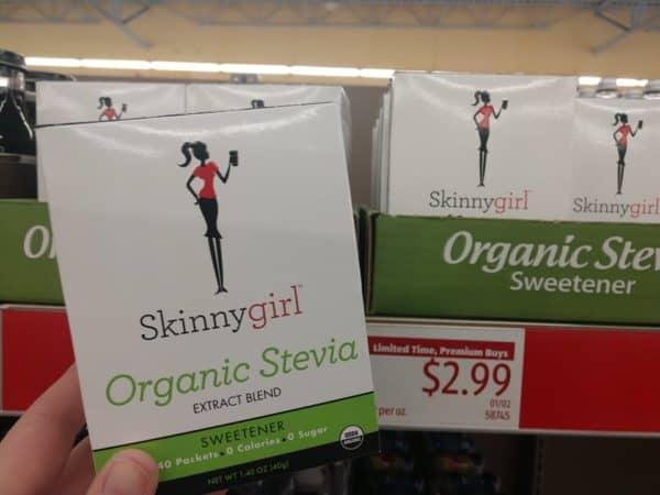 skinnygirl stevia extract