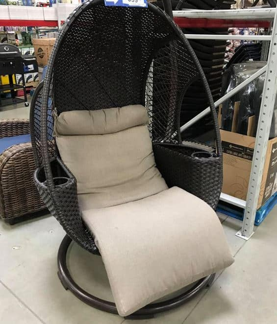 Sam S Club The Hanging Egg Chair We All Want Back In Stock