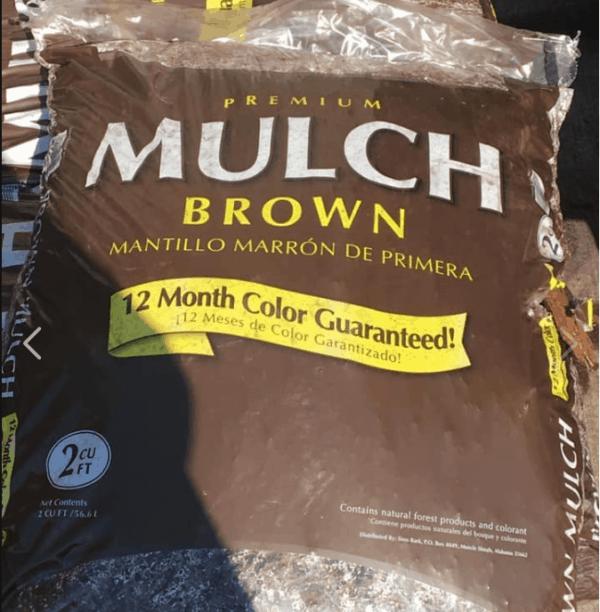 lowes premium mulch
