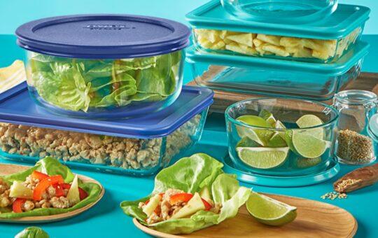 Pyrex Food Storage Set