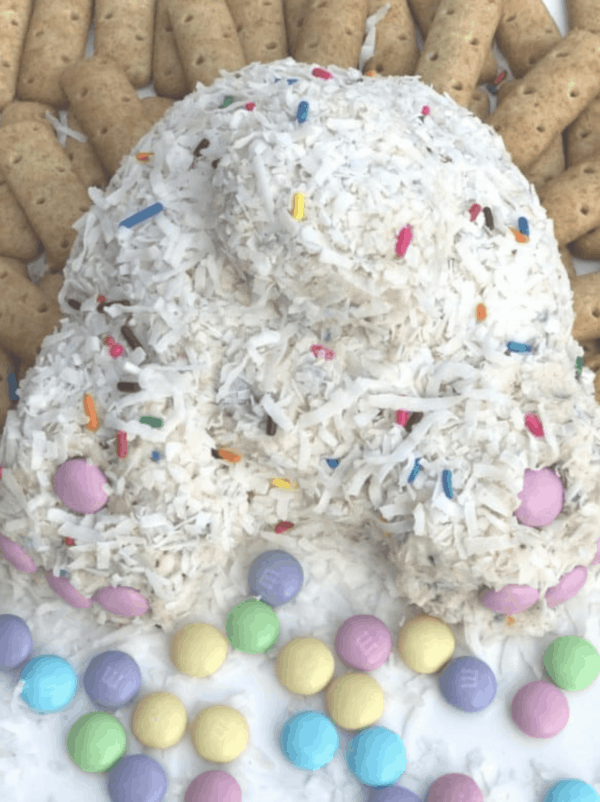 Cheese Ball for Easter