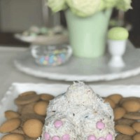 Bunny Buns Easter Cheese Ball Recipe (SO CUTE!)