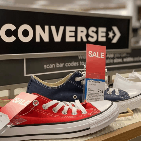 Academy | Converse Clearance Shoes Up