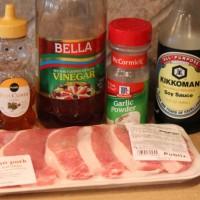 BEST Pork Chop Marinade (Just 5 Ingredients!)