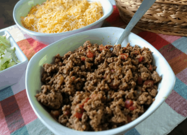 How to Make Taco Meat in a Slow Cooker