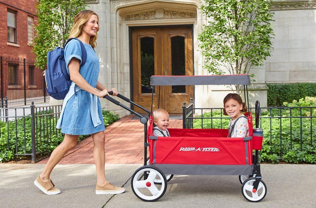 radio flyer stroller wagon