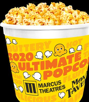 Ultimate Popcorn Bucket