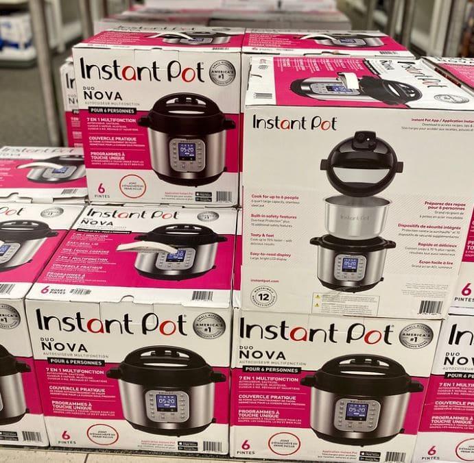 Target Deals on Instant Pot Nova