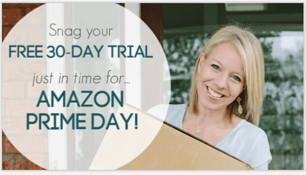 Amazon Free Trial