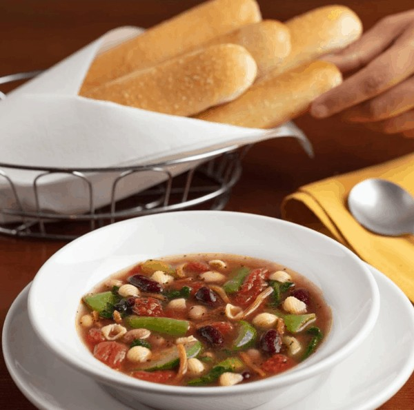 Olive Garden $6.99 Unlimited Lunch