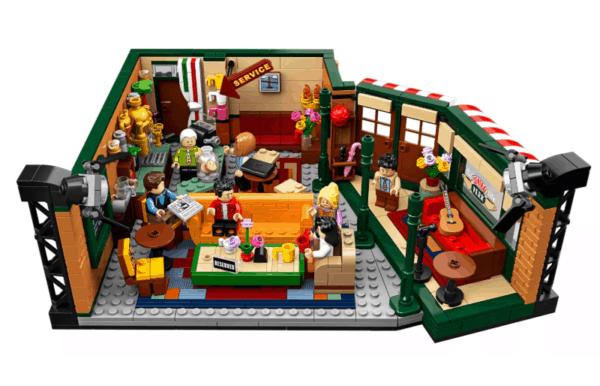 Friends Central Perk Set