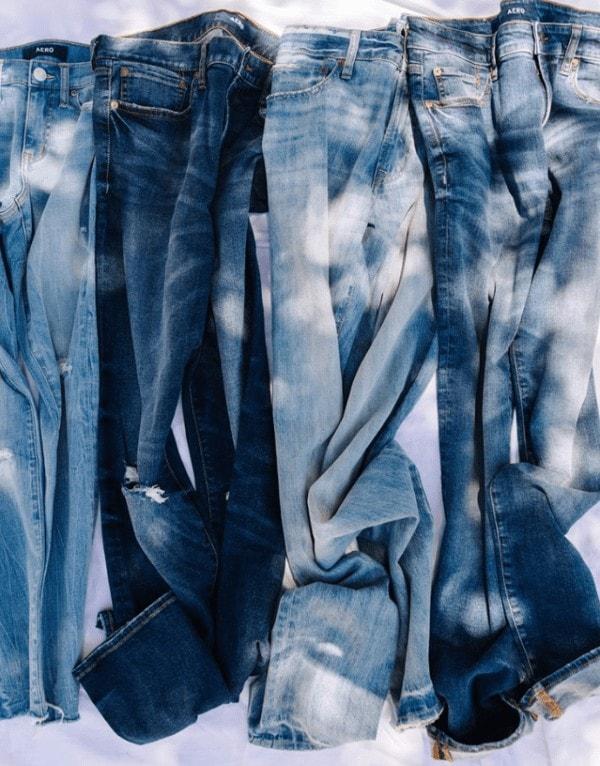 Aero Jeans Sale