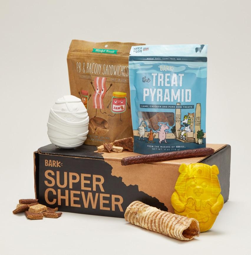 super chewer barkbox