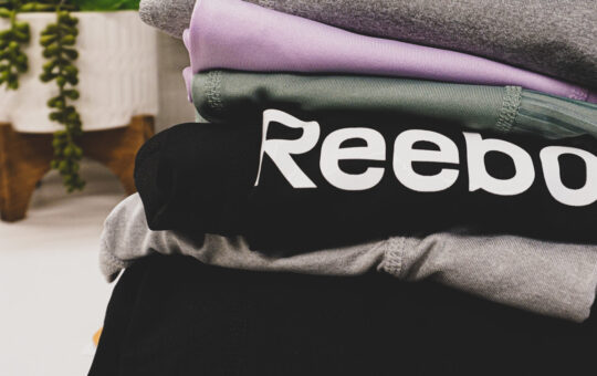 reebok apparel