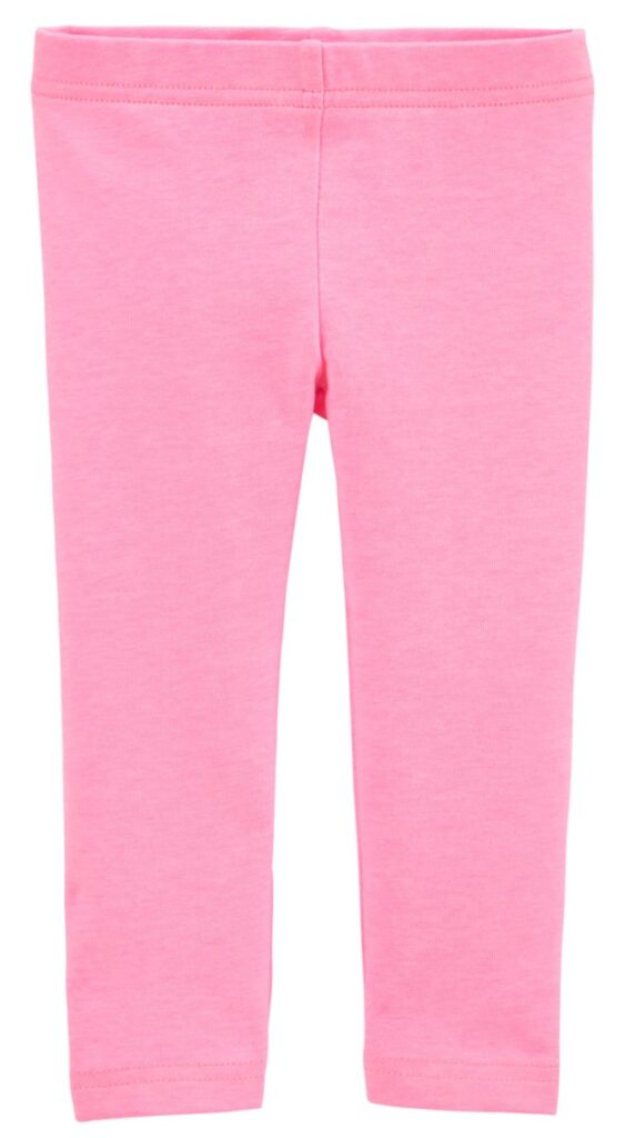 Carter's Baby Sale Solid Color Leggings