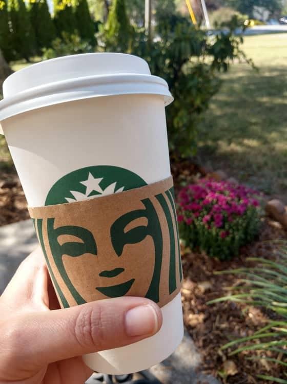 Starbucks Freebie