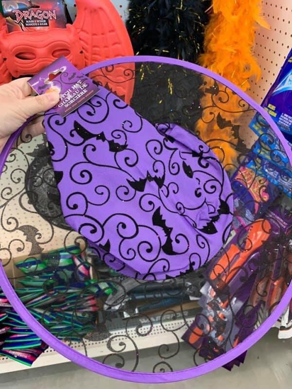 Purple Hat for Costume