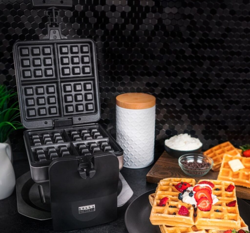 4 Slice Waffle Maker