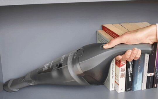 Black Decker Handheld Vacuum