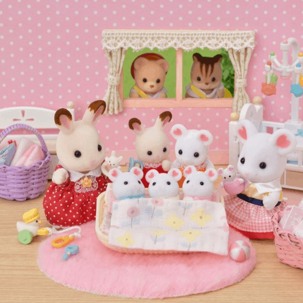 Calico Critters Set