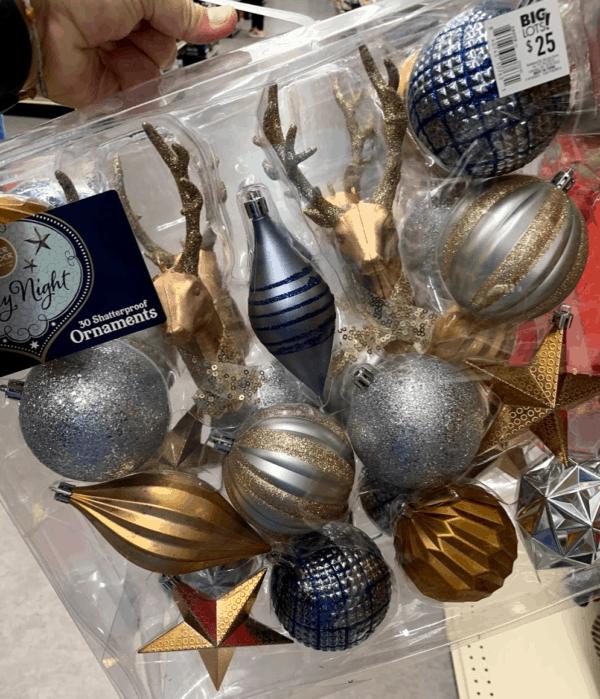 Big Lots Christmas Collection