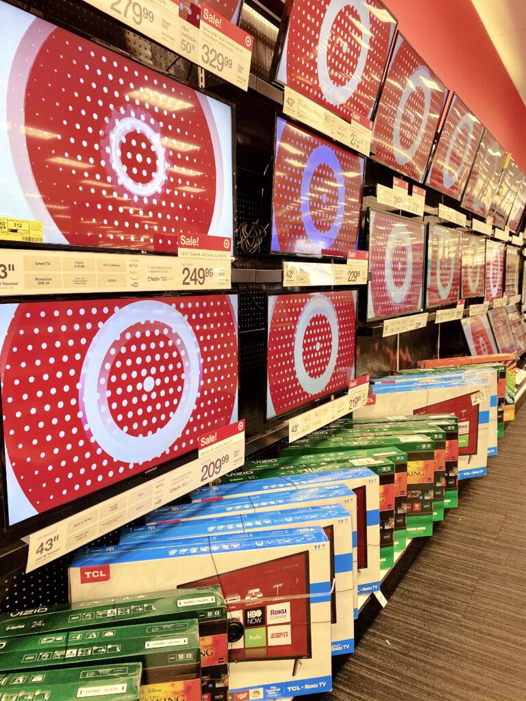 Target Black Friday TV Deals
