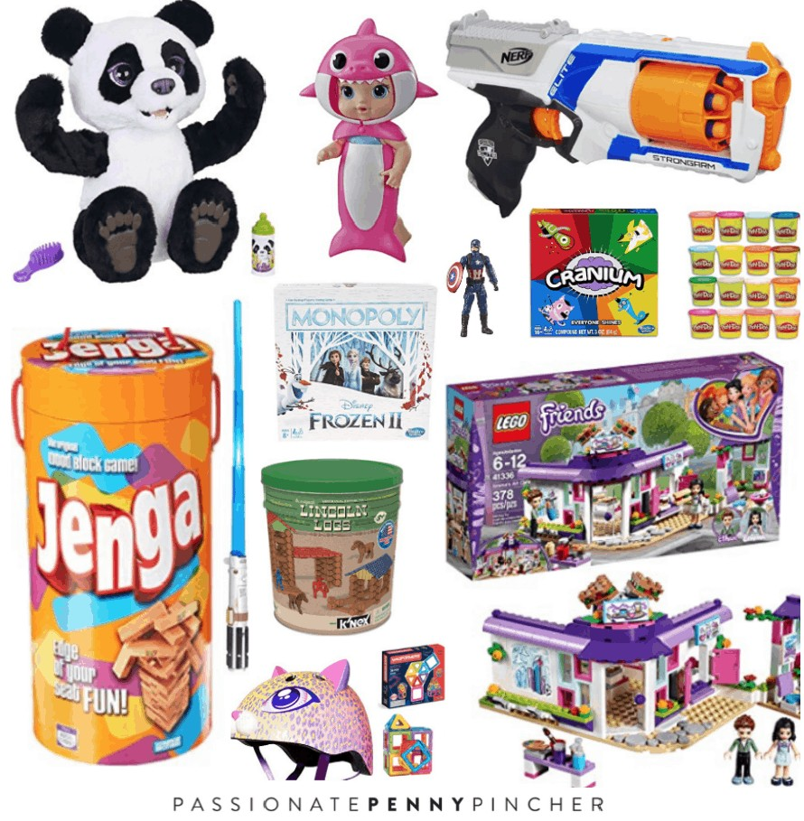 Top 10 Amazon Cyber Monday Toy Deals Lego Nerf Games Play Doh More