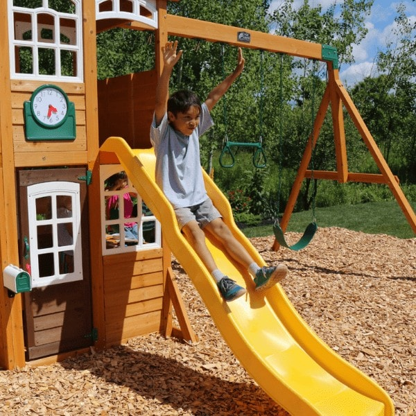 Kidkraft Wooden Play Set