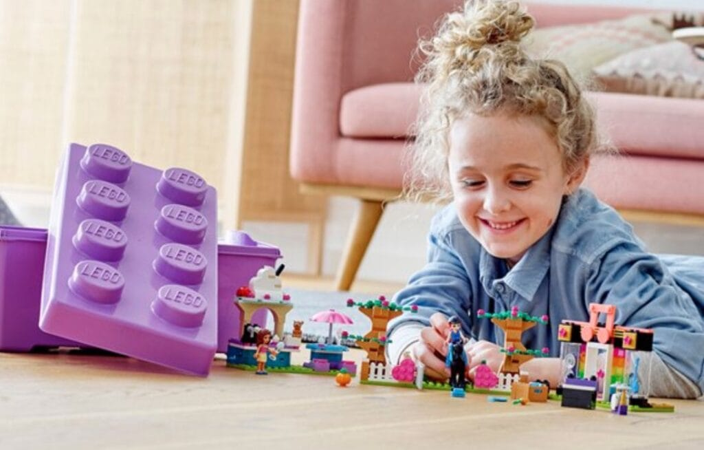 Lego Friends Heartlake Brick Set Child Playing