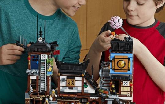 LEGO Ninjago Set Sale