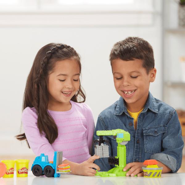 Play-Doh Wheels Set