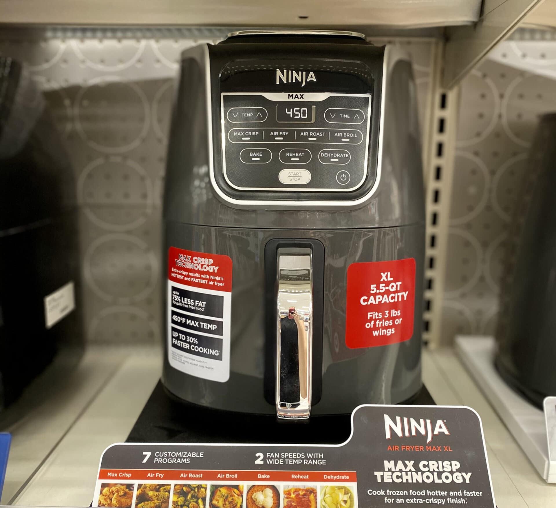 ninja max