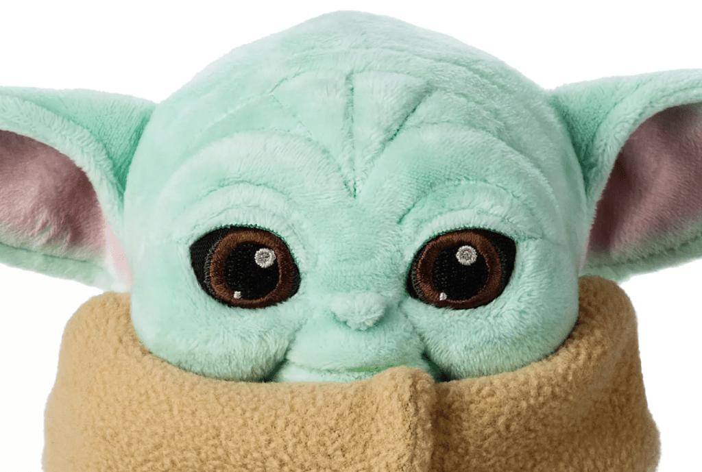 Baby Yoda The Child Plush