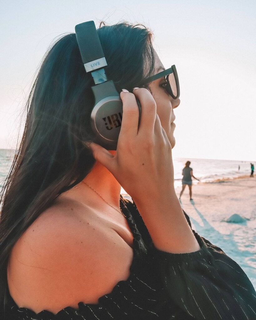 JBL On Ear Headphones