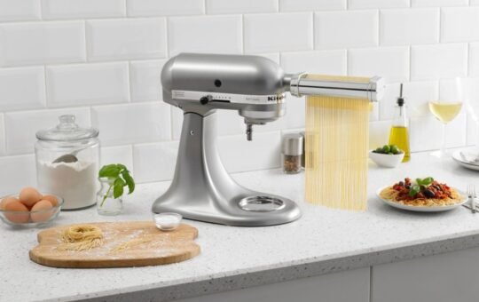 KitchenAid Pasta Cutter Attachment Bundle