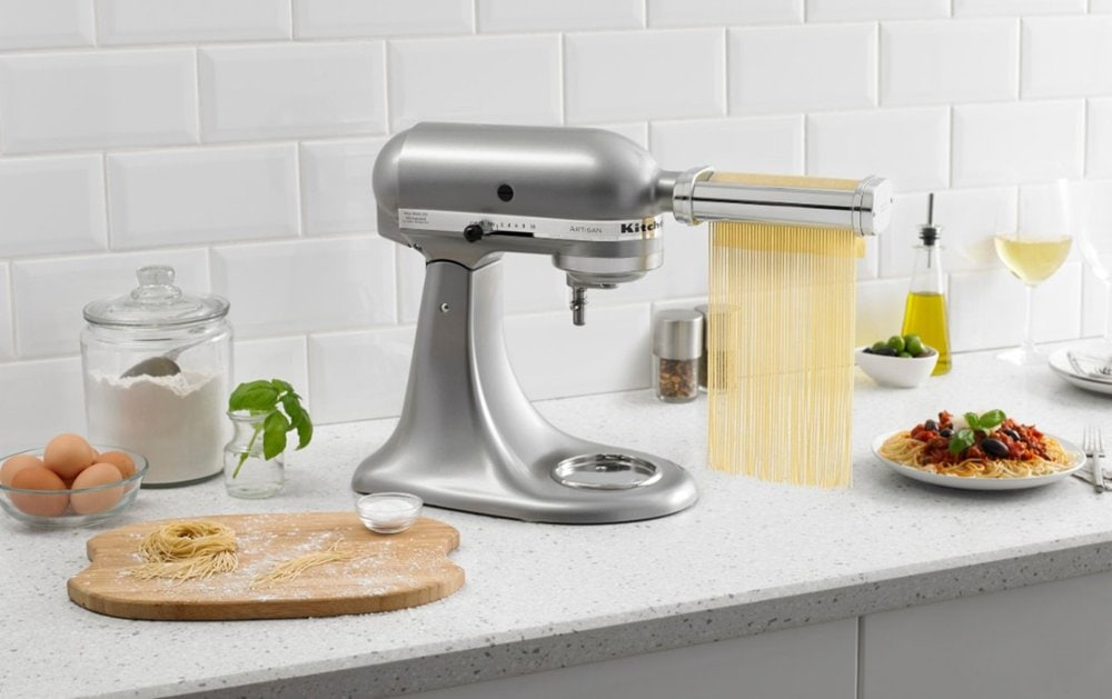 KitchenAid Pasta Cutter Attachment Bundle