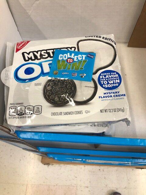 Walmart Mystery Oreo Cookie Moneymaker Yum
