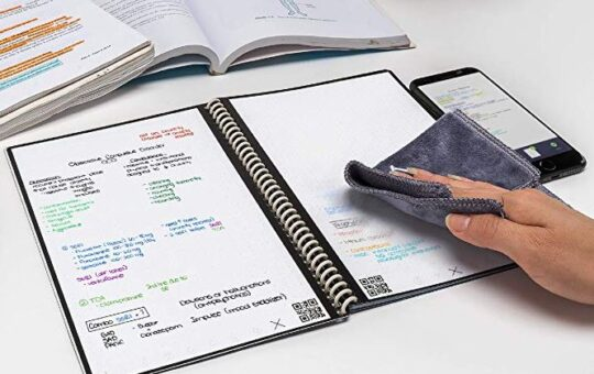 Rocketbook Reusable Notebook