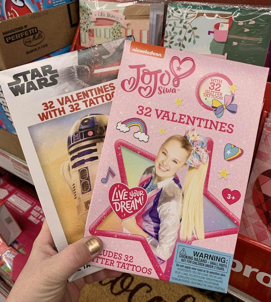 Aldi valentines cards