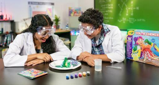 Crayola Chemistry