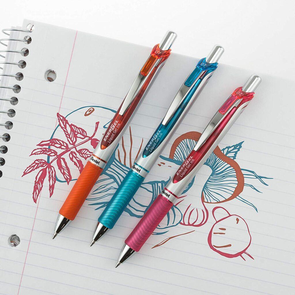 Pentel Gel Pens