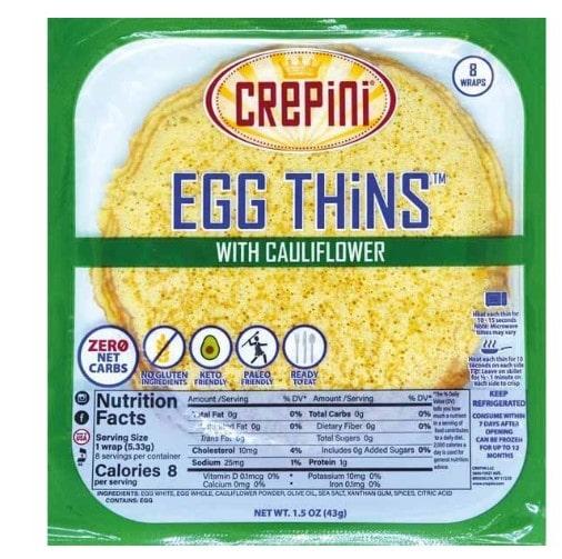egg thins