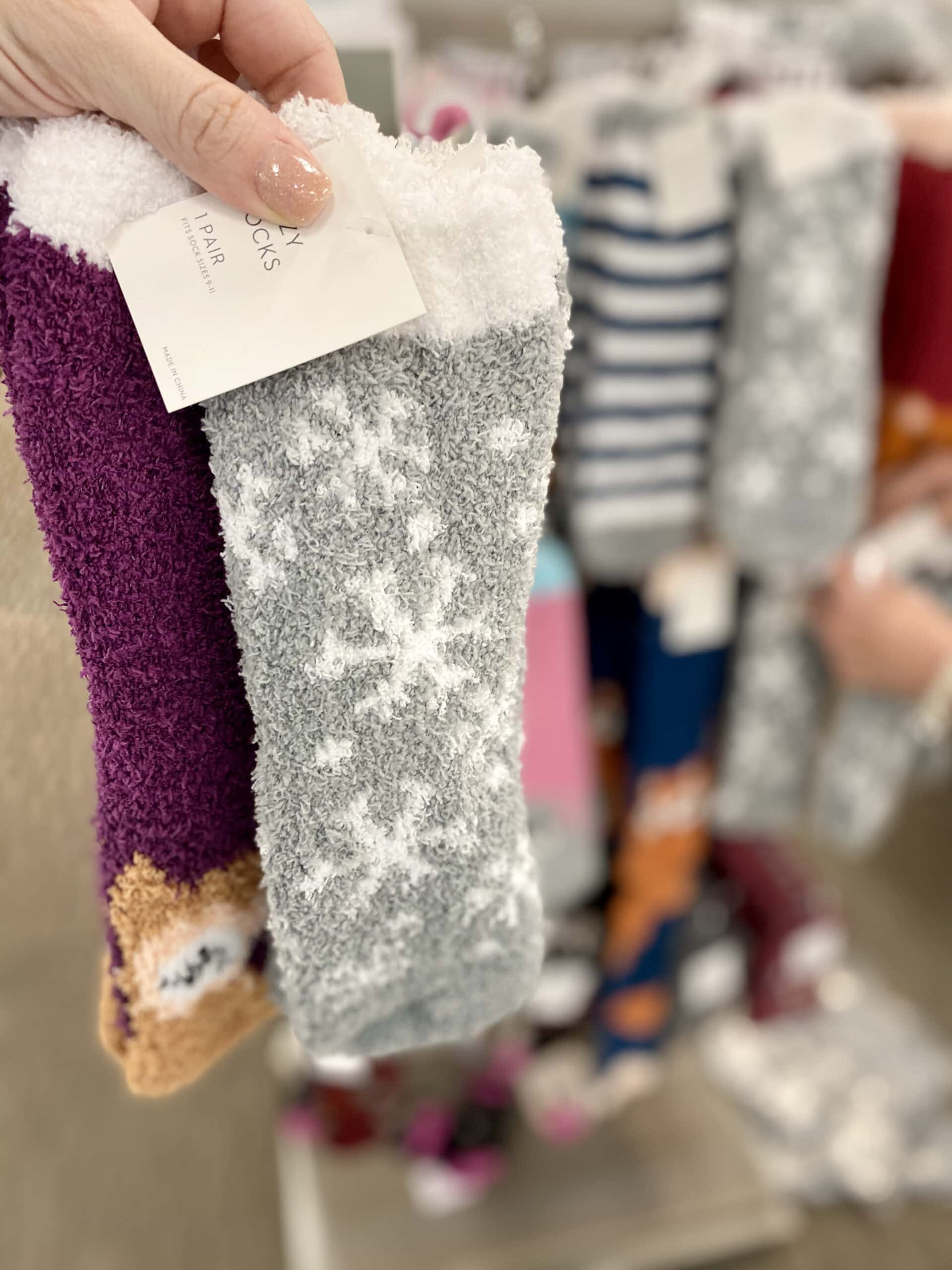 kohl's cozy socks
