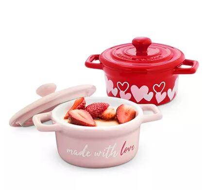 Martha Stewart Heart Bakeware