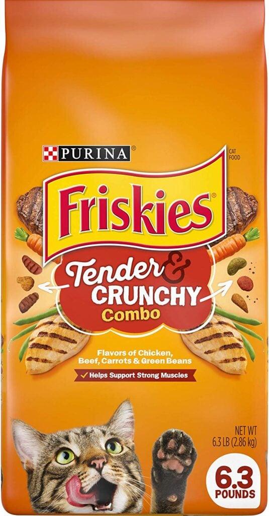 Purina Friskies Dry Cat Food