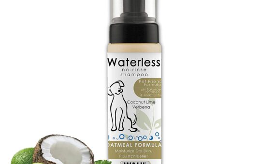 Wahl Waterless Pet Shampoo