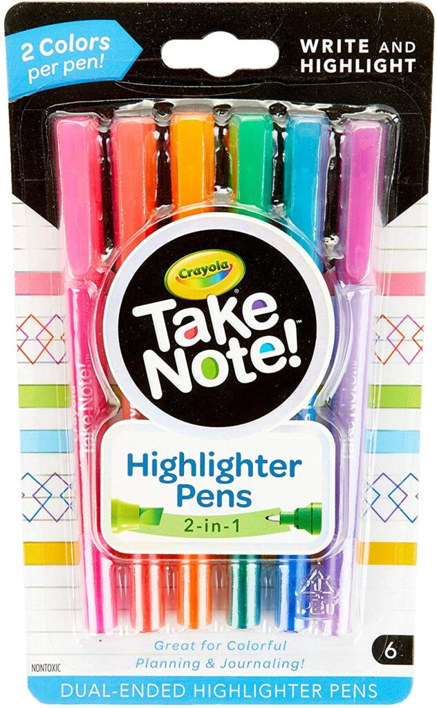 Crayola Highlighter Pens
