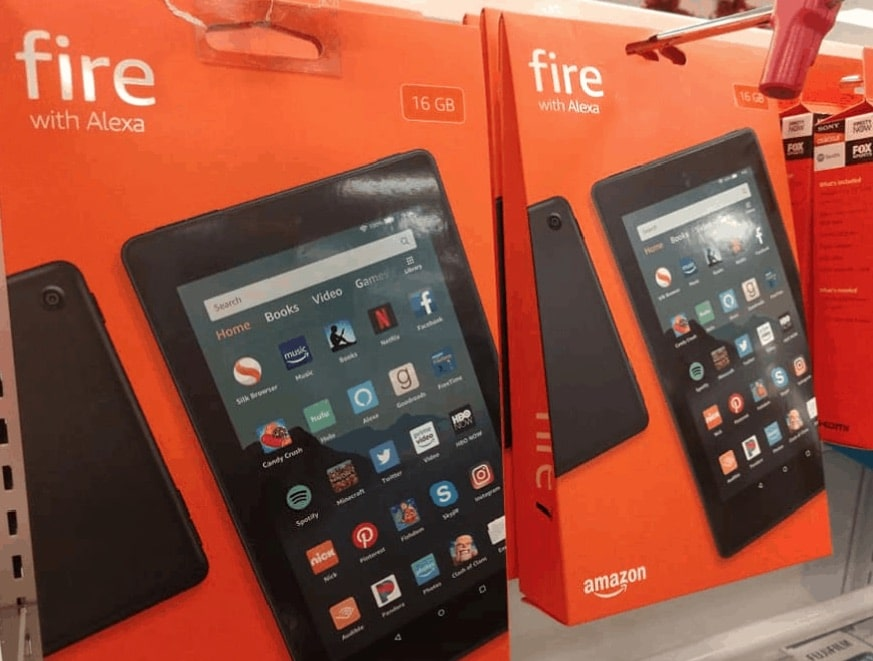 Kindle Fire 8