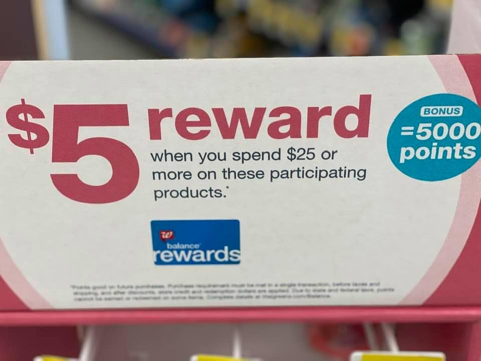 7 Ways To Save At Walgreens Rewards Coupons More Explained