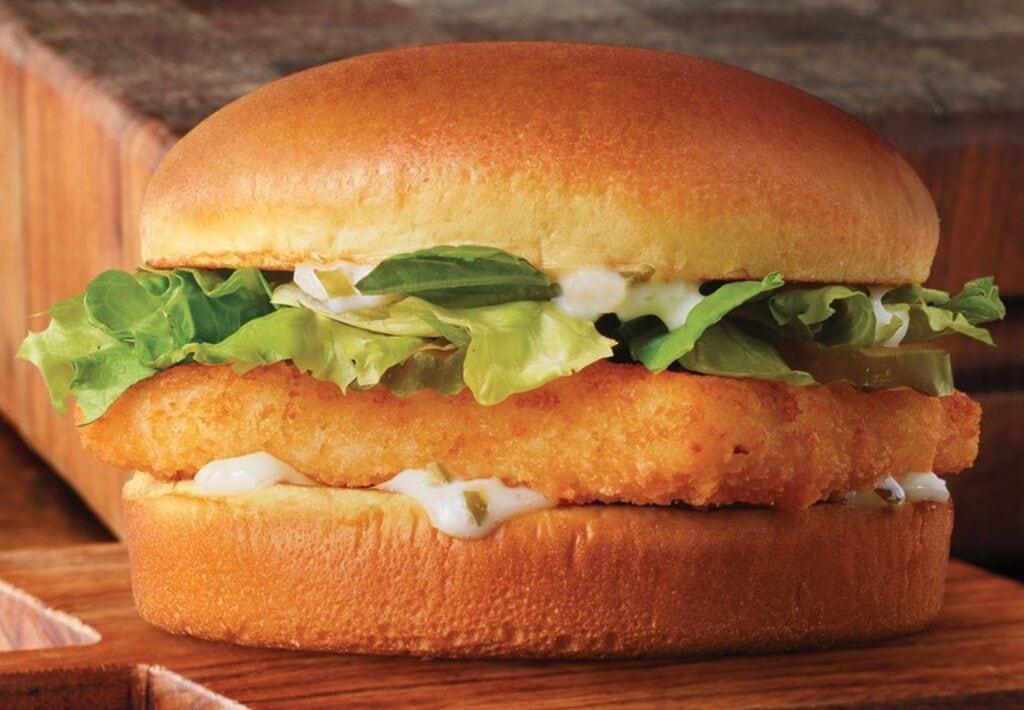 Burger King Big Fish